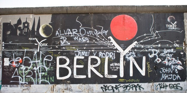Rediscovering Berlin 25 Years After the Fall of the Wall