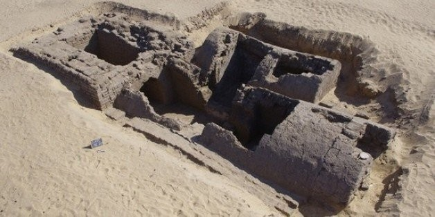 Ancient Tomb Unearthed In Egypt Had Its Own Pyramid, Archaeologists Say