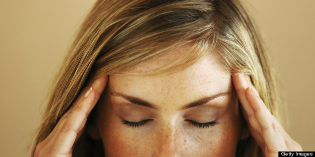 Pounding, Throbbing, Sharp Or Dull? What Your Headache Is Trying To Tell You | HuffPost Life