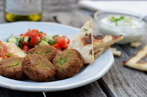 From Broiled Feta To Falafel: 7 Mediterranean Mezze Recipes