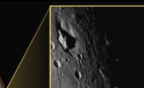 Mysterious Mountain On Pluto's Moon Has Scientists 'Stumped'