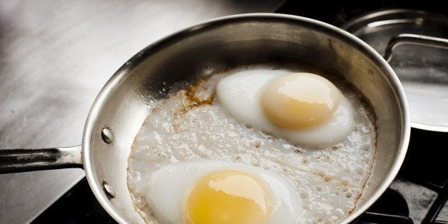 The Real Reason Your Food Sticks To The Pan | HuffPost Life