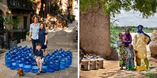 Water Inequality Photos Put Privilege Into Perspective