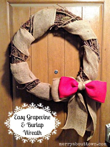 Easy DIY Christmas Decorations for the DIY Challenged