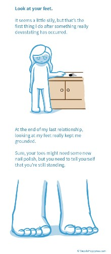 This Comic About Life After A Breakup Totally Nails The Experience