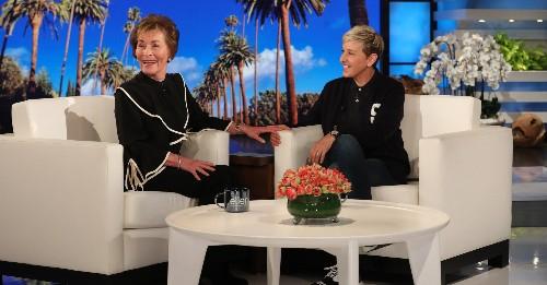 Judge Judy Tells Ellen DeGeneres She Won't Be Retiring Any Time Soon
