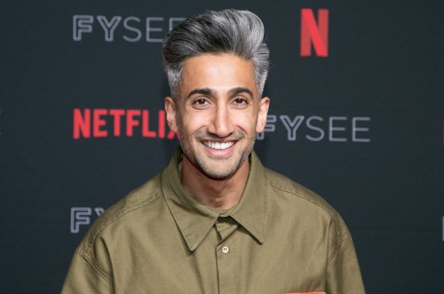 'Queer Eye' Star Tan France: If I Were Caucasian, Coming Out Would've Been Easier