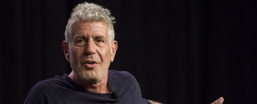 The 5 Foods Anthony Bourdain Always Keeps In His Kitchen | HuffPost Life
