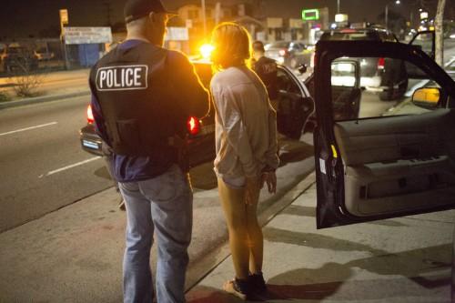 LA Will No Longer Arrest Children Forced Into Sex Trafficking