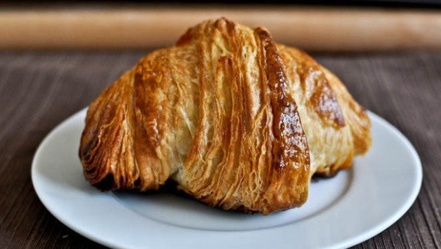 Slow Down And Make Croissants