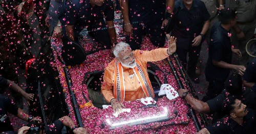 India's Rightwing Tightens Its Grip As Modi And BJP Sweep Election