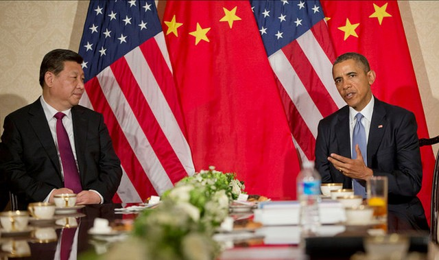 COP21 Climate Change Summit Provides Litmus Test to Sino/American Commitment