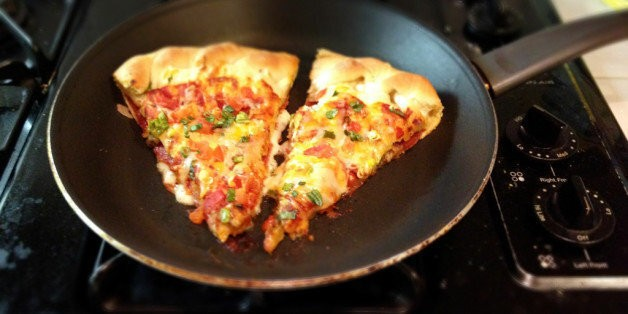 All The Best Ways To Reheat Pizza, According To The Collective World | HuffPost Life