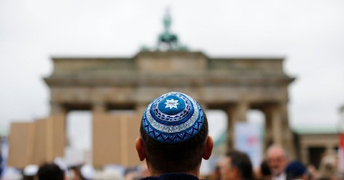 German Jews Warned Not To Wear Skullcaps In Public Due To Resurgence Of Far-Right