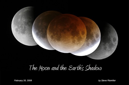 Eclipses in the October Skies