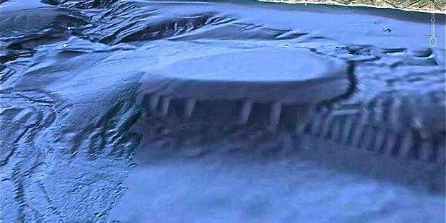The Truth Behind The Malibu Underwater 'Alien Base'