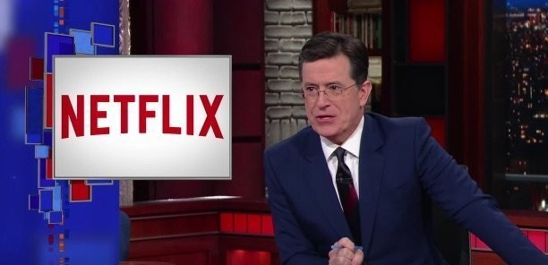 Stephen Colbert Reveals How To Get The Most Out Of Your Netflix Codes
