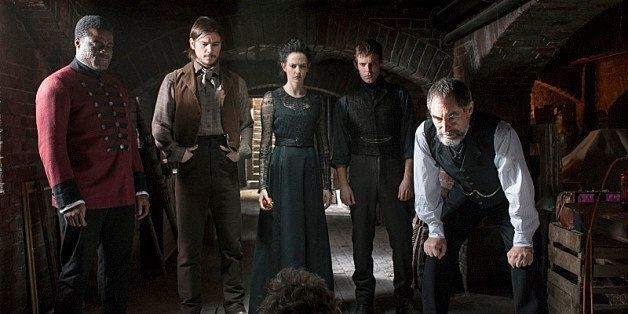 'Penny Dreadful' Trailer Makes Showtime's New Horror Show Look Gruesomely Good