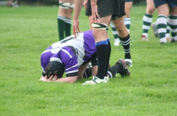 The Dangers Of Concussion In Amateur Sport