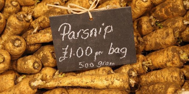 The Farmer's Market Cookbook: Parsnips Tips and Recipes   HuffPost Life
