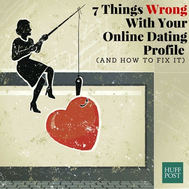 7 Mistakes You're Probably Making On Your Online Dating Profile