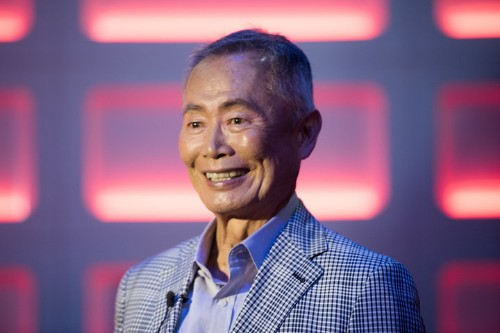 George Takei Offers Heartfelt Advice For How To Prevail In The Face Of Trump's Presidency