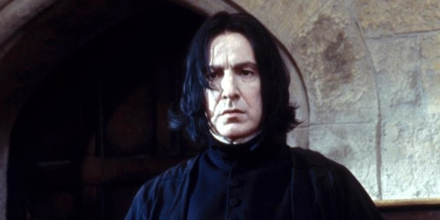 A Tribute to Alan Rickman: Reading Between the Black and White