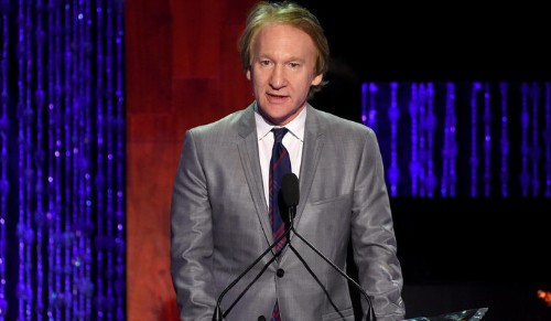 Bill Maher: Voting For Hillary Clinton Is Like Settling For Chicken Instead Of Fish