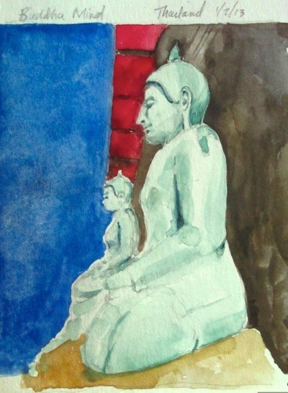 Thailand Journal: Buddha Mind