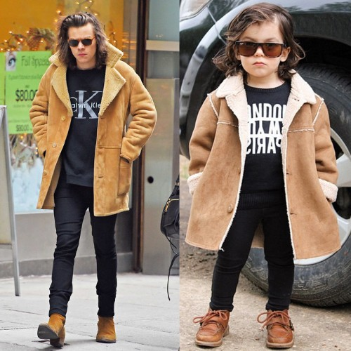 This 3-Year-Old Looks Exactly Like Harry Styles. Seriously. | HuffPost Life