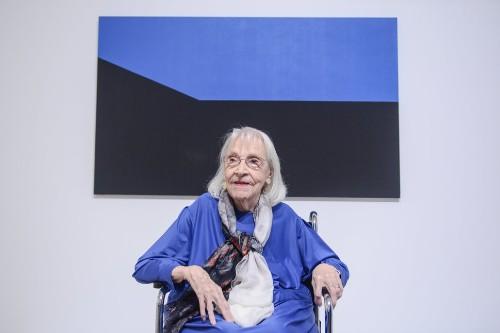 How 101-Year-Old Artist Carmen Herrera Handles Sexist Double Standards