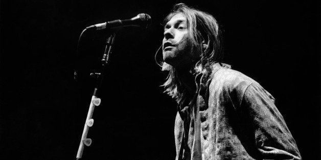 Watch Rare Footage Of One Of Nirvana's Final Performances
