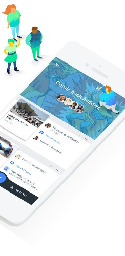 Google's New Spaces App Is WhatsApp, Pinterest And Reddit Combined