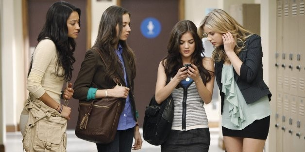 'Pretty Little Liars' Clothing Line Hitting Aéropostale This January | HuffPost Life