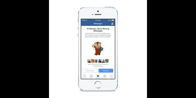 Facebook's Switch To Messenger App Going Just As Terribly As You'd Expect