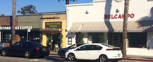 Best Organic Vegan Cafe in Los Angeles: Golden Mean