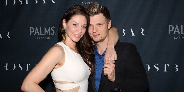 Nick Carter Gets Married, Retroactively Destroys Every '90s Girl's Dreams