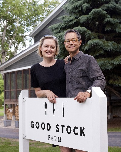 Good Stock Farm: A Great New Cooking School