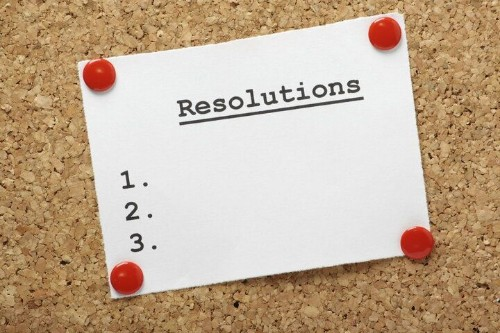 The 5 Resolutions You Need To Make If You Ever Want To Retire