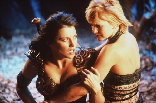 Rejoice! It Seems 'Xena' Will Finally Tackle Lesbian Relationship