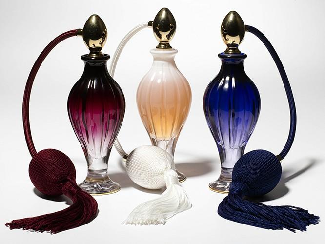 Perfume - Magazine cover