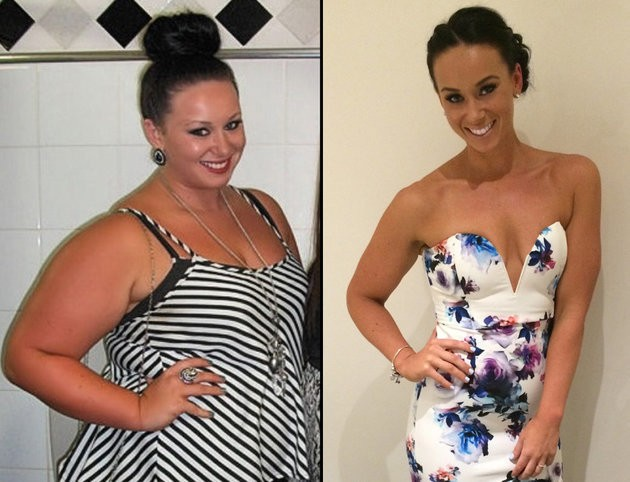 Woman Loses Eight Stone In Just Nine Months, Then Qualifies As PE Teacher