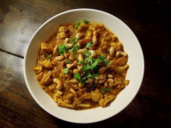 Goan Cauliflower Curry