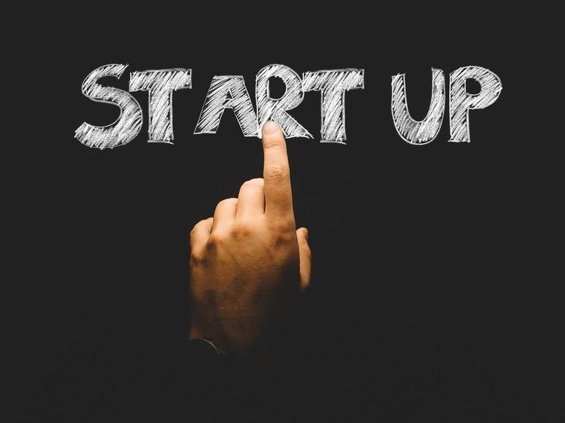 Startups - Magazine cover