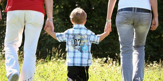 Let Children of Divorce Love Their Other Parent Without Guilt | HuffPost Life