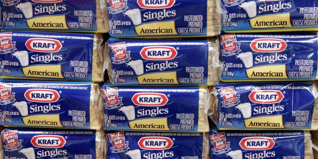 Kraft American Cheese Singles Have Been Labeled A Health Food By Professional Nutritionists (Not As A Joke)
