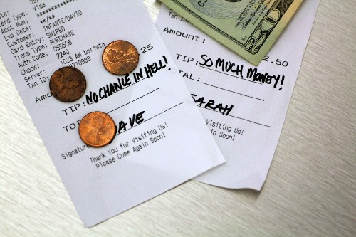 The Case for Tipping and (Gasp!) Against It