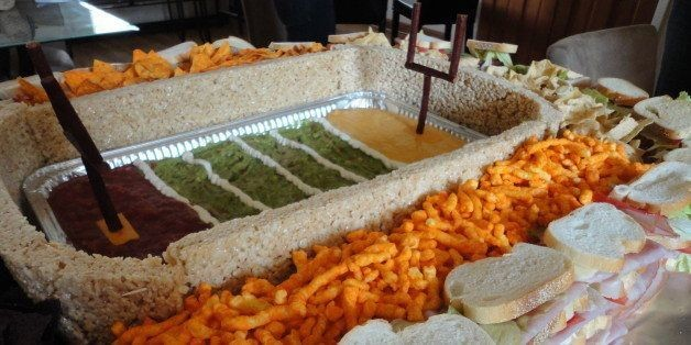 The Snackadium: Football Snacks At Their Best | HuffPost Life