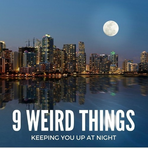 9 Weird Things Keeping You Up At Night | HuffPost Life