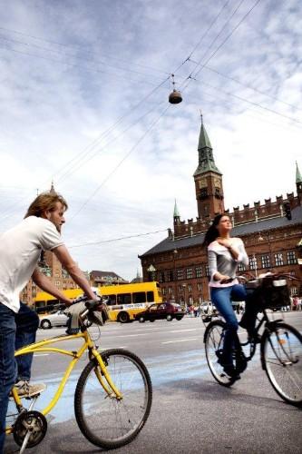 Copenhagen by Bike Is Best